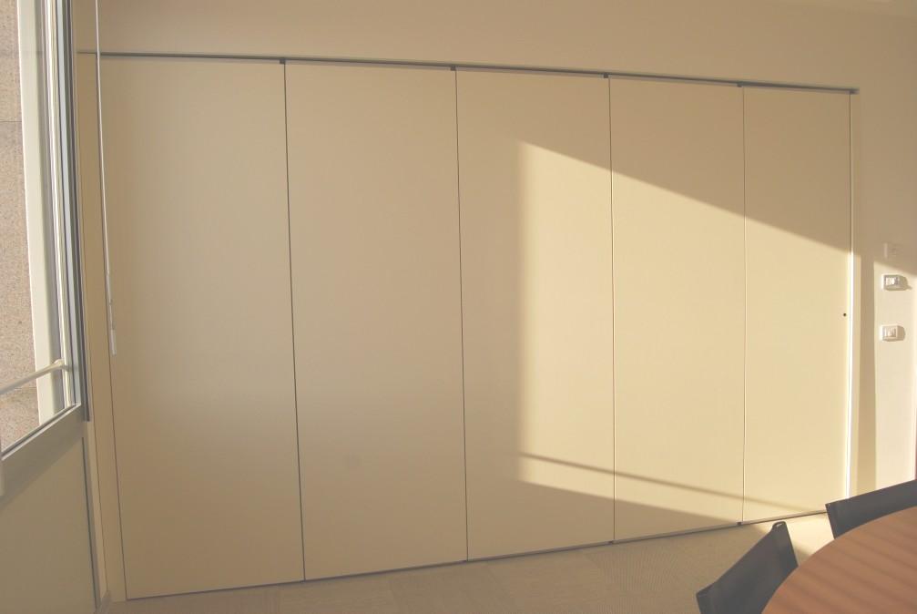 Pareti e sedie ufficio pareti attrezzate divisorie for Pareti per dividere una stanza