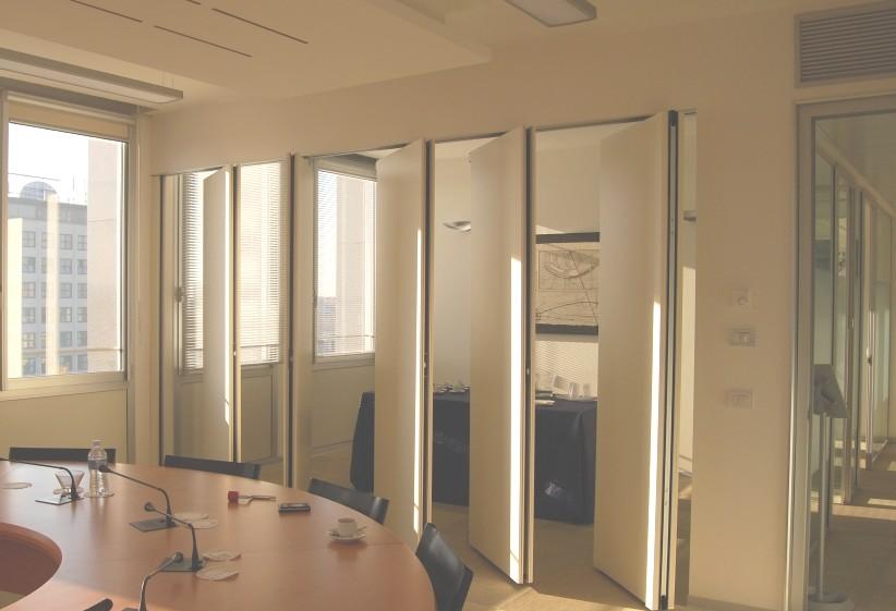 Pareti e sedie ufficio pareti attrezzate divisorie for Pareti giapponesi scorrevoli
